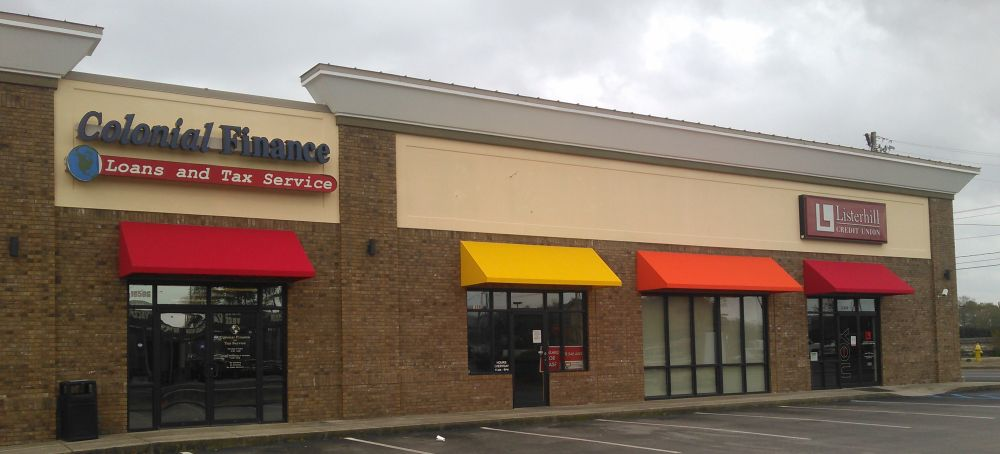 Immediate Benefits Of New Replacement Awnings In Alabama