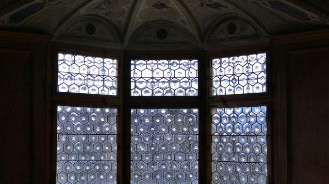Castle Windows Architecture Glass Window Bay Window